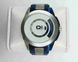 RELOJ THE ONE TURNING DISC-AN08G05